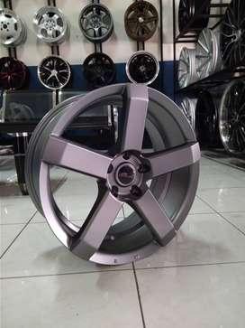 velg steve racing 20x85 5x114,3 grey