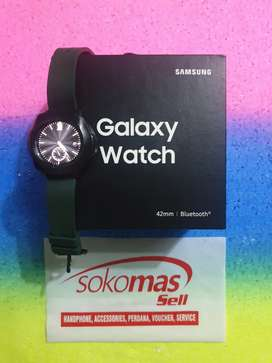 SALE BRANDED : SAMSUNG GALAXY WATCH (42MM)