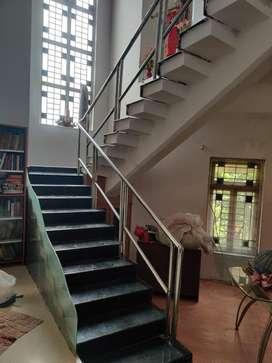 Porvorium 4 bhk house  spacious duplex with compund