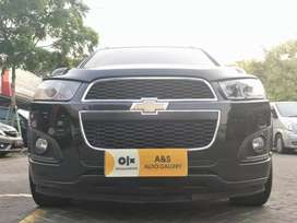 Chevrolet Captiva 2.0 LTZ 2014 Hitam Disel Mulus Kinclong