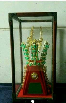 Replika Mahkota Gold Plated