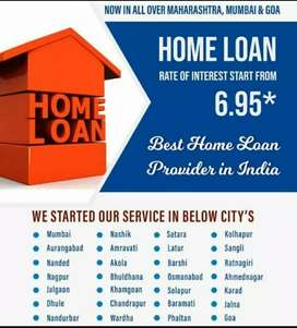 Home loan, personal loan ,business loan required