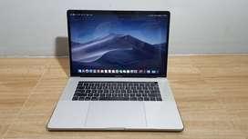 Macbook Pro 15 inch 2017 Touchbar