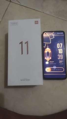 Xiaomi Mi 11 8/256Gb Kondisi 99% Garansi Resmi