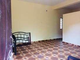 Available studio flat for rent in bitona porvorim.