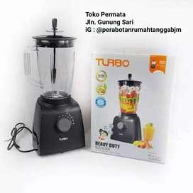 toko permata blender turbo EHM 8000 gelas plastik 2 liter