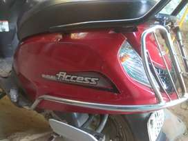 Access 125 Good condition,new block change, repaired