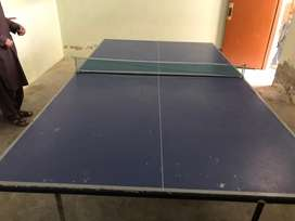 Ping pong in good use