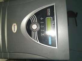 Double batteries Inverter