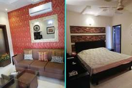 Citi Housing Sialkot Furnished Guest House for Rent Hotel Hostel