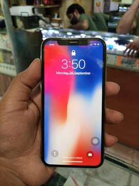 Iphone x 64 gb box with complete accesories