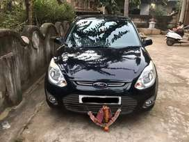 Ford Figo Exi black