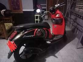 Di Jual Honda Scoopy 2013