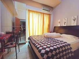 Disewakan Harga Terbaik, Apartemen 1BR Marbella Kemang Residence