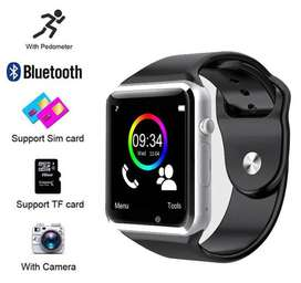 Smart Watch A1 With SD Card Supported And Front Camera