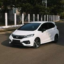 [ Perfect Condition ] HONDA New JAZZ 1.5 RS CVT AT 2018 pmk 2019 City