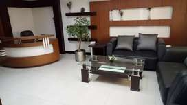 2700 sft fully furnished office space for rent in Noida sector 63