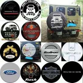 Cover/Sarung Ban Suzuki Vitara/Rush/Terios/Jeep DesainSediriAja tujuhb