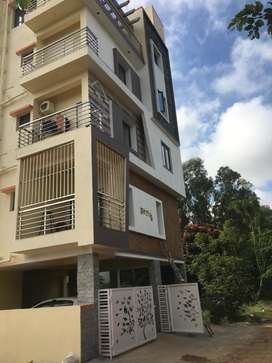 2BHK house in a gated community
