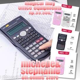 M&S ATKdeli.id02 - 2021 Scientific Calculator Kalkulator Scientific