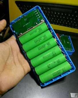 Powerbank 12000  Persiapan hobi tauring  Bisa ganti batre tanpa solder