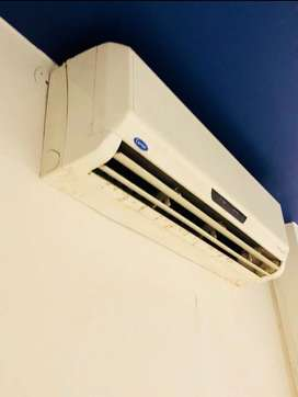 Carrier 2 ton ac with Excellent condition