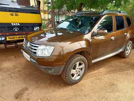 Renault duster 85ps ic current