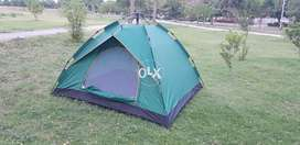 Tent camp instant automatic