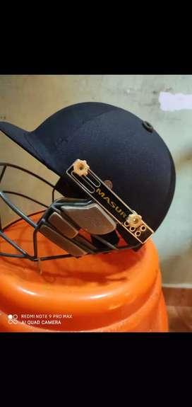 Masuri cricket helmet
