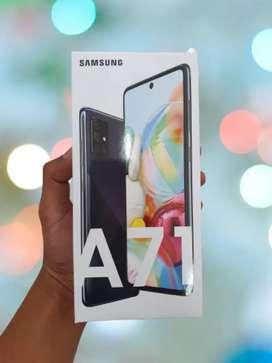 Samsung a71 sein garansi 1tahun murah