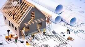 Construction project by JC Builders