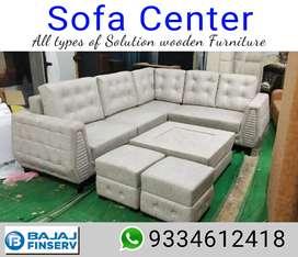 Dhs4 new L sofa set