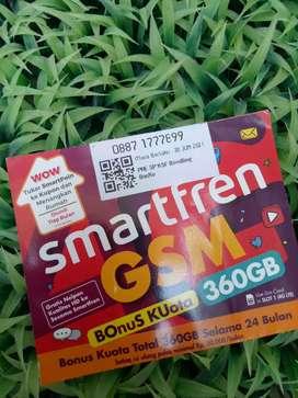Nomor Cantik Smartfren 11 digit