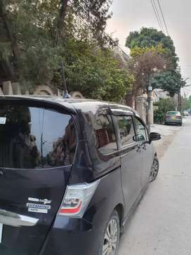 Honda freed Black color
