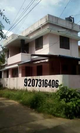 3bhk independent house in Kumaranalloor Kottayam