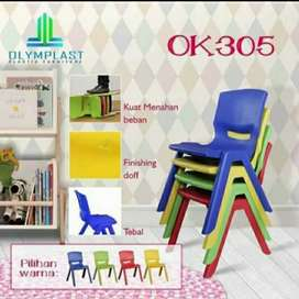 Kursi anak plastik kecil olymplast OK 305