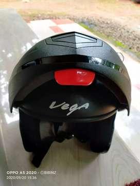 Vega front oppen helmet
