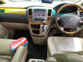 Toyota Alphard 3.0 AT 2007