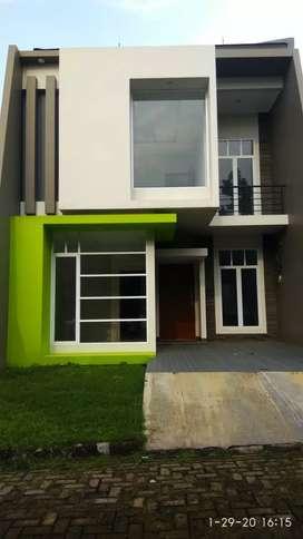 Dijual Cluster 2 lantai baru di DANAU BOGOR RAYA