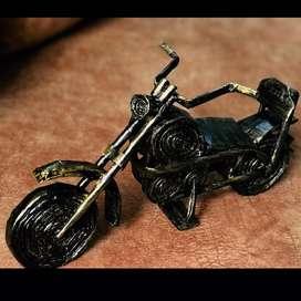 Newspaper Motorbike