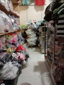Dibutuhkan Karyawati toko pakaian