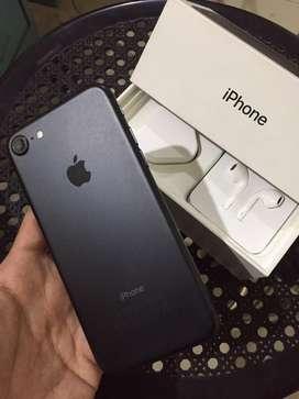 Iphone 7 Blackmatte 32GB Ex inter