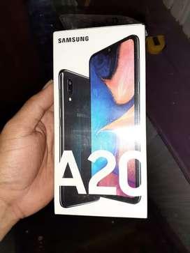 Samsung  galaxy A2 0