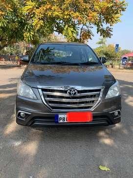 Toyota Innova 2012-2013 2.5 GX (Diesel) 7 Seater BS IV, 2012, Diesel