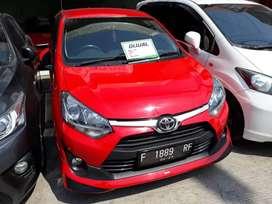 Toyota Agya TRD AT 2018