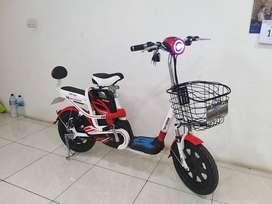 Sepeda Listrik/Elektrik Bike/Sepeda Elektrik E-Bike Mars Platinum