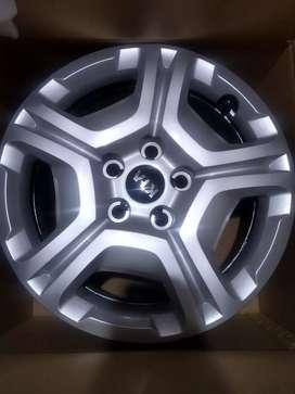 Wheel assy alu