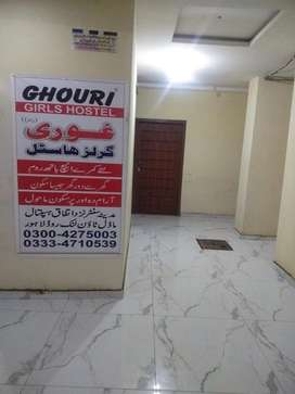 Ghouri Girls Hostel near to ArfaKarim tower main ferozepur road Lahore