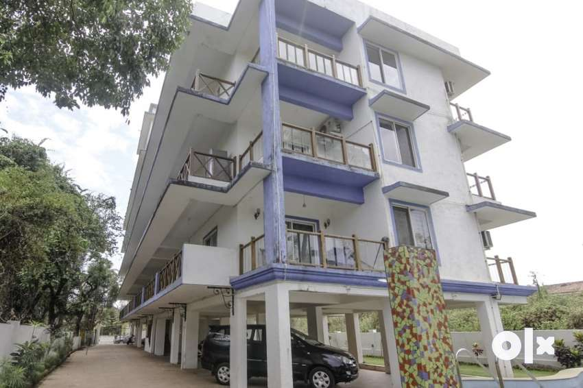 Located in Vagator only 800 meters away from 0