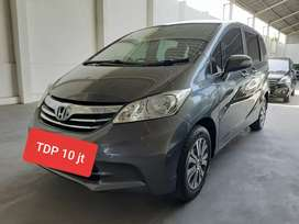 Honda Freed 1.5 SD AT Double Blower 2013, TDP 10 jt, Km 85 rb